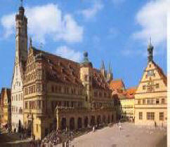 germany Grand Tour from Frankfurt to Rothenburg