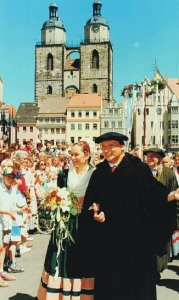 Martin Luther anniversary tour in germany